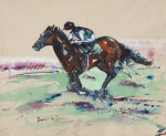 Frankel prints. I really like this one by Elizabeth Armstrong.