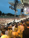 Jessie J rocks@NewmarketRace