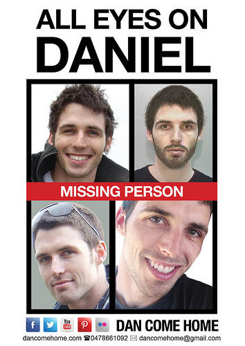 how to find a person using the that is missing